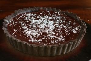 Торт с соленой карамелью - фото шаг 9