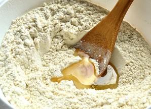 Тесто для пирогов без яиц - фото шаг 4