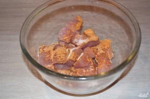 Филе индейки с картошкой в рукаве - фото шаг 2