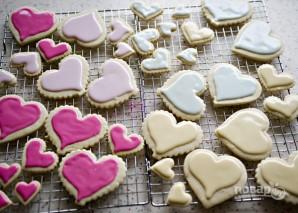 Рецепт печенья без маргарина - фото шаг 7