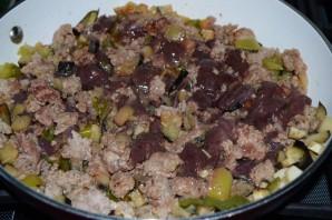 Рагу мясное с рисом и овощами - фото шаг 4