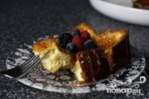 Французские тосты крем-брюле - фото шаг 7