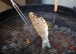 Рыба барбекю - фото шаг 3