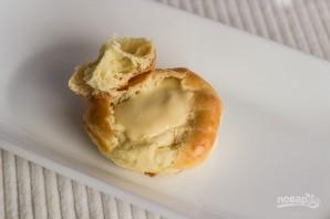 Пирожное с заварным кремом - фото шаг 6
