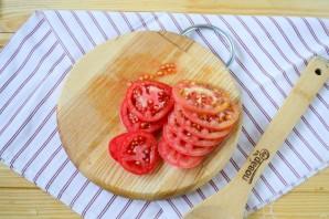 Кабачковый торт с помидорами - фото шаг 11