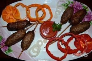 Люля-кебаб в духовке из баранины - фото шаг 6