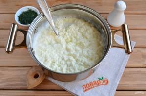 Домашний сыр из молока и сметаны - фото шаг 6