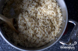Рис с имбирем и яйцом - фото шаг 4