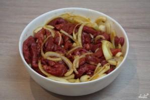 Мясо под соусом терияки - фото шаг 5