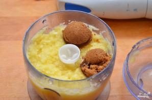 Филе цыплят с сыром и ананасом - фото шаг 8