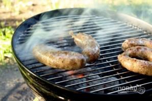 Колбаски-гриль для дружной компании - фото шаг 5