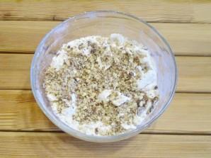 Песочное печенье с орехами - фото шаг 4