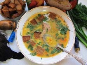 Суп из тетерева - фото шаг 8