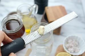 Лимонная заправка для салата - фото шаг 1