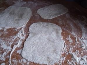 Калитки карельские - фото шаг 5