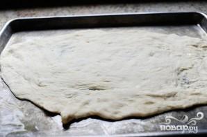 Пицца с курицей и сыром - фото шаг 14