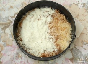 Варшавский яблочный пирог - фото шаг 3