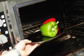 Салат из тушеных овощей - фото шаг 2