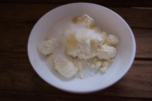 Домик из печенья - фото шаг 3