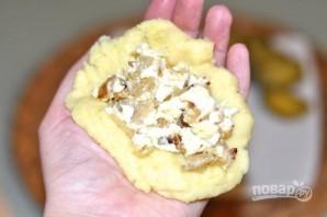 Картофельные котлеты с яйцом - фото шаг 5