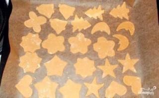 Домашнее печенье на скорую руку - фото шаг 5