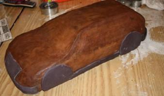 """Торт """"Ауди"""" - фото шаг 9"""