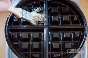 Бельгийская вафля - фото шаг 3