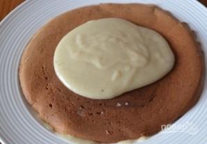 """Торт """"Минутка"""" на сковороде - фото шаг 15"""