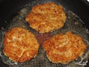 Наггетсы куриные с сыром - фото шаг 7