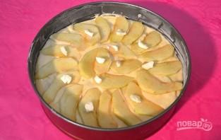 Пирог с яблоками в духовке - фото шаг 8
