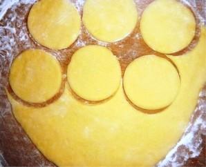 Творожное тесто для вареников - фото шаг 4