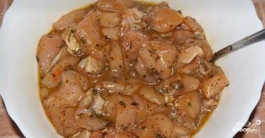 Маринад для шашлыка из куриных грудок - фото шаг 3