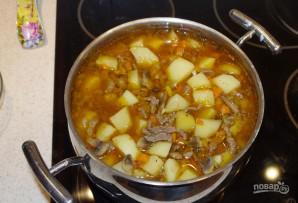 Картошка по-украински - фото шаг 4