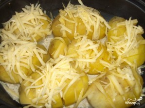 Картофель по-швейцарски - фото шаг 6