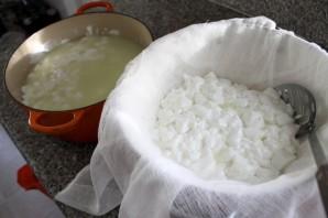 Сыр фета в домашних условиях - фото шаг 4