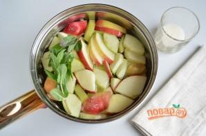 Компот из фруктов и ягод: 3 рецепта - фото шаг 3