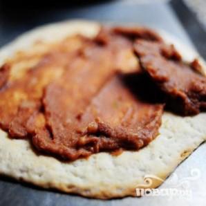 Мексиканская пицца - фото шаг 10