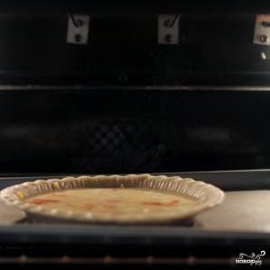 Киш с сыром - фото шаг 3