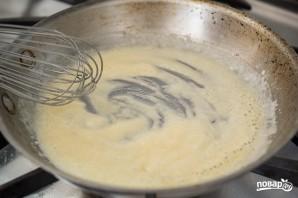 Сырный соус к начос - фото шаг 2