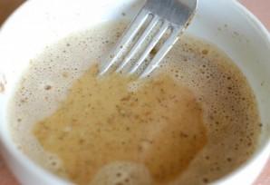 Жареный сулугуни в панировке - фото шаг 2