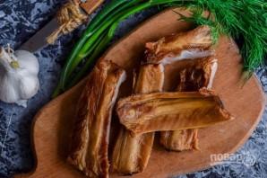 Солянка с колбасой и маслинами - фото шаг 2