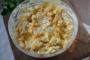 Салат из грудки с сыром - фото шаг 5