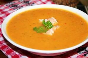 Рыбный суп с овощами - фото шаг 6