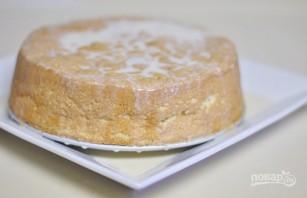 Кекс с манго и мятой - фото шаг 5