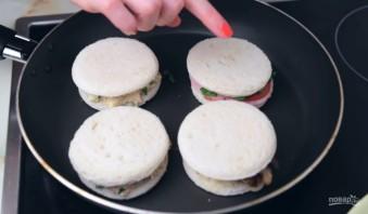 Эмоджи сэндвичи (4 вкуса) - фото шаг 6