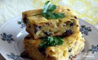 Пирог с груздями и картошкой - фото шаг 20