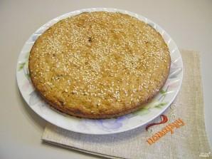 Постный пирог с тыквой - фото шаг 11