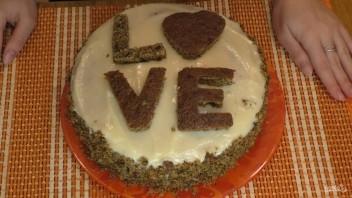 """Нежнейший торт """"Сказка"""" ко Дню Всех влюбленных - фото шаг 12"""