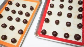 Шоколадно-кофейное печенье - фото шаг 9