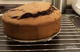 """Шоколадный торт """"Захер"""" - фото шаг 9"""